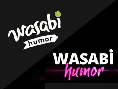 wasabi humor motion graphics